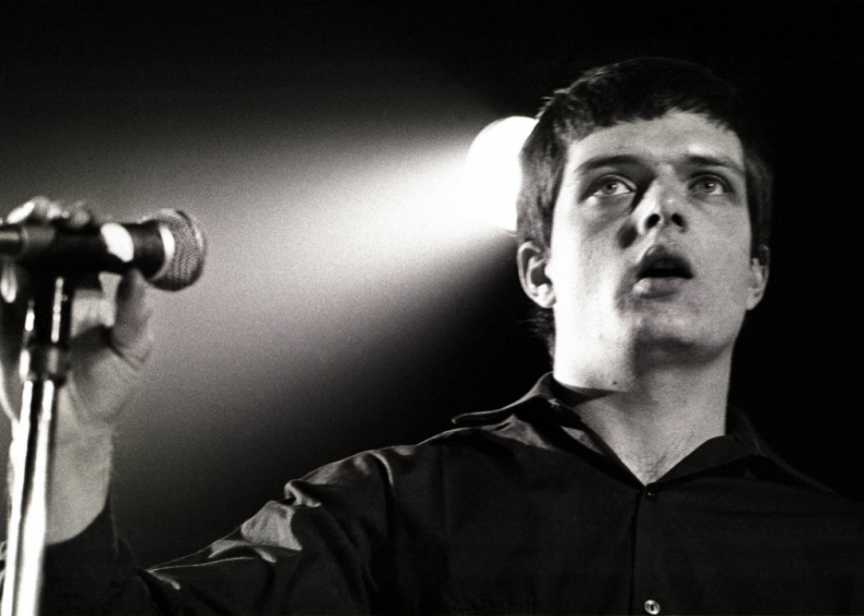 'Closer' by Joy Division