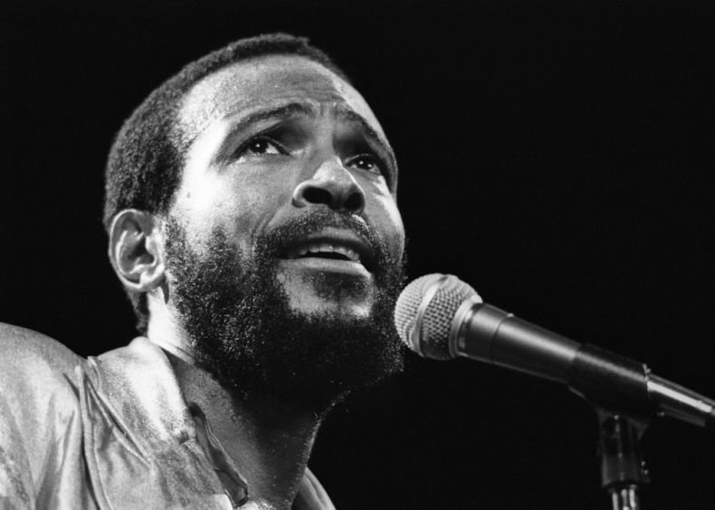 'Vulnerable' by Marvin Gaye