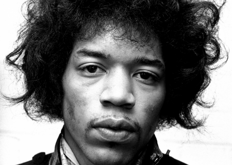 'First Rays of the New Rising Sun' by Jimi Hendrix