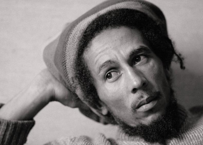 'Confrontation' by Bob Marley