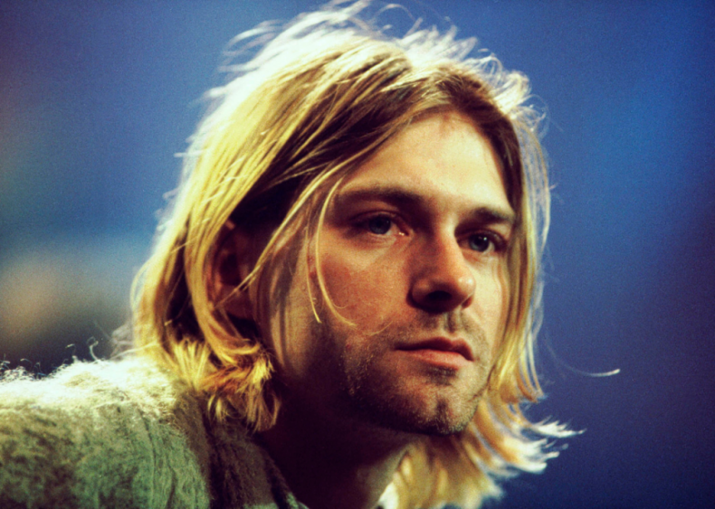 'MTV Unplugged in New York' by Nirvana