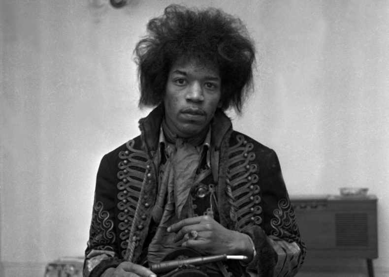 'The Cry of Love' by Jimi Hendrix
