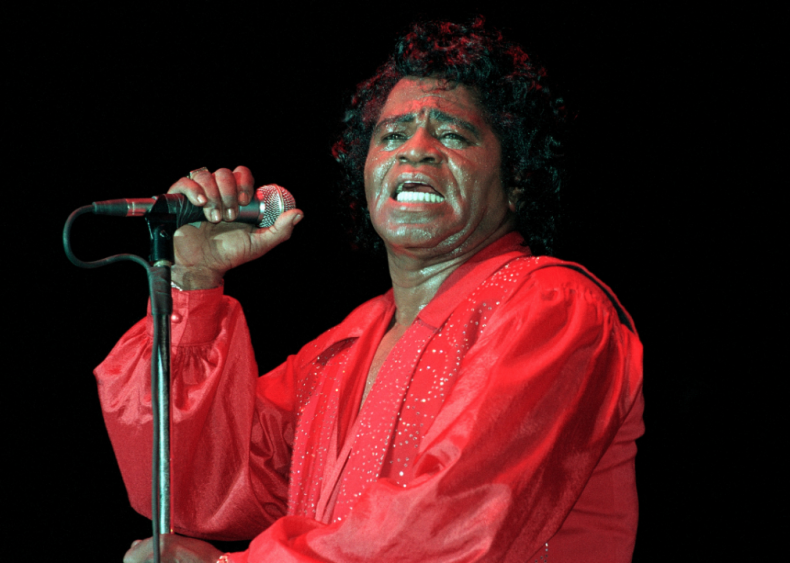 'James Brown: Live At The Apollo Vol. 4' by James Brown