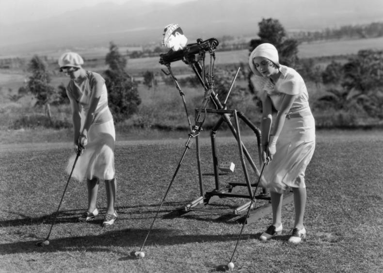 Golf robot