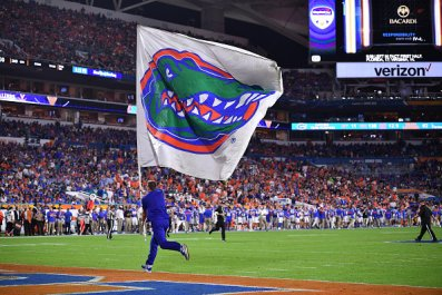 SEC Football Florida Gators