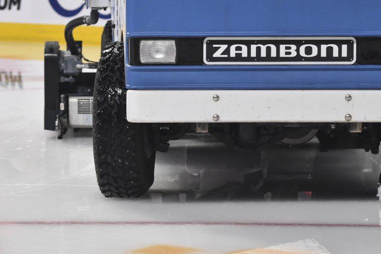 Zamboni machine