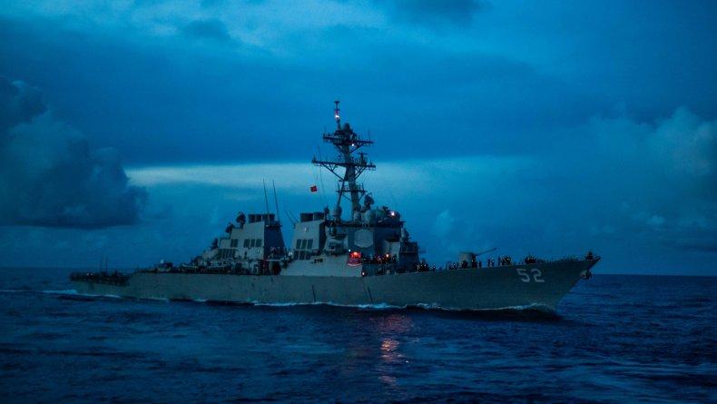 China, US, military, navy, Taiwan, Taiwan Strait