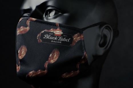 Bacon Face Mask