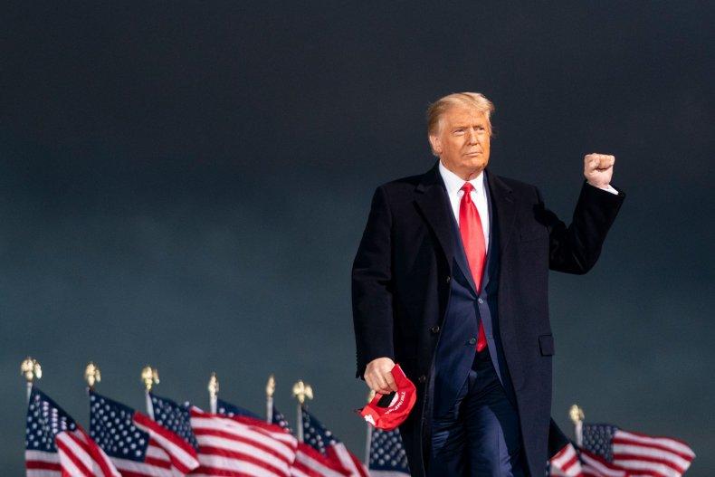 Donald Trump 10/14