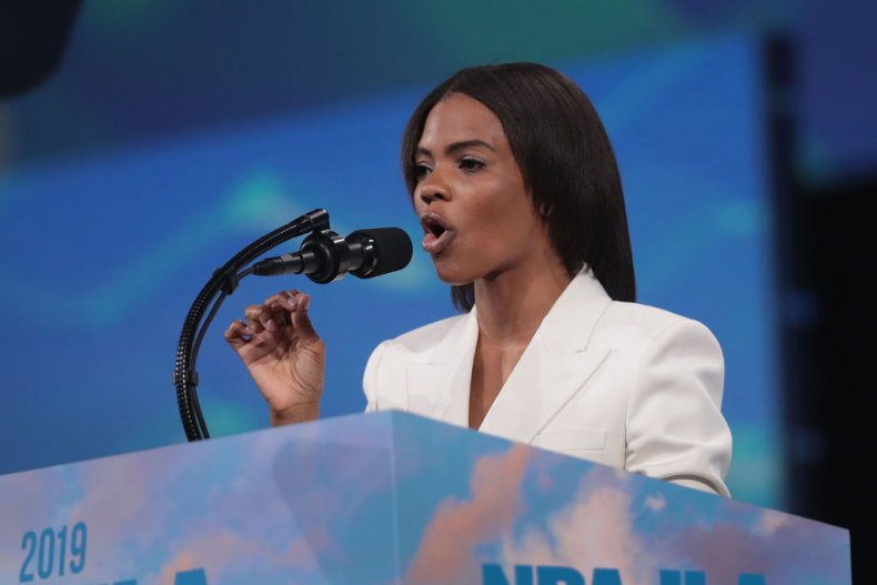 Conservative Commentator Candace Owens