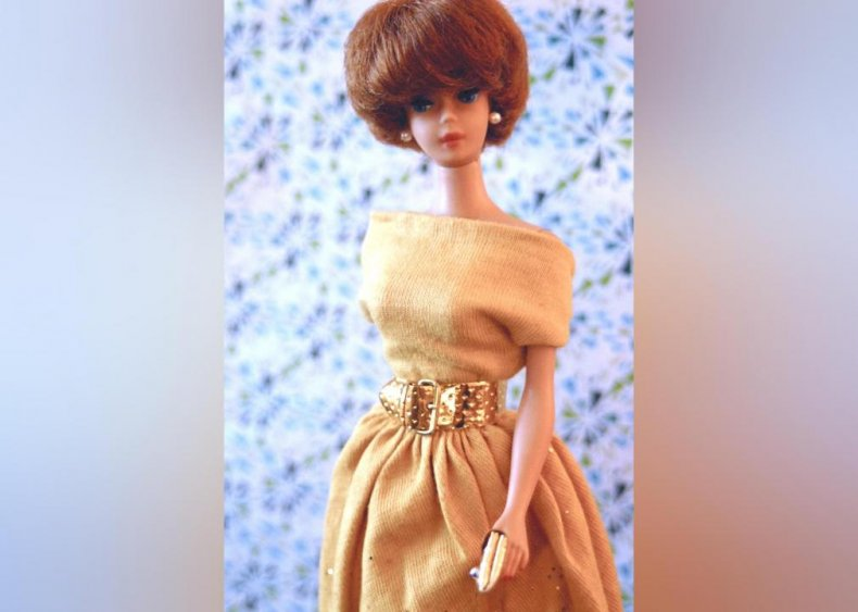 1962: Barbie gets a new hairstyle