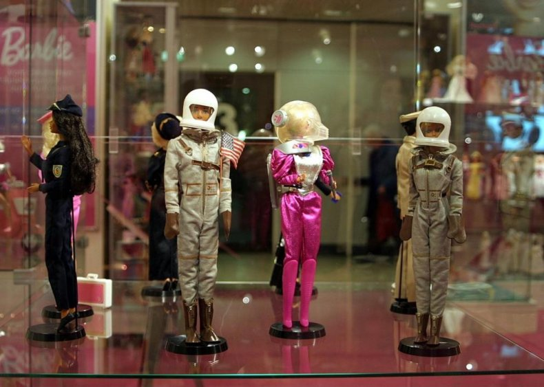 1965: Barbie goes to space