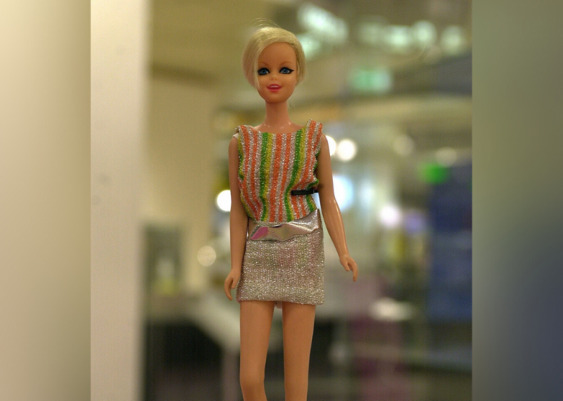 1967: The first celebrity Barbie