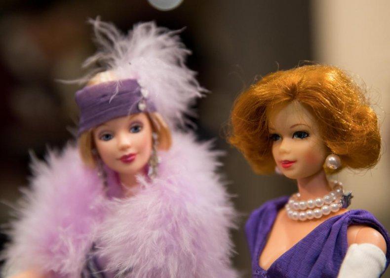 1970: Dramatic New Living Barbie