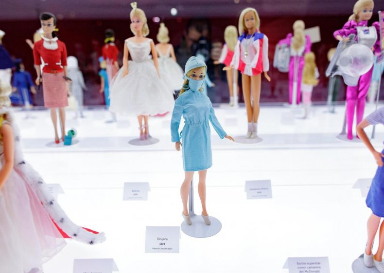 1973: Barbie becomes a surgeon