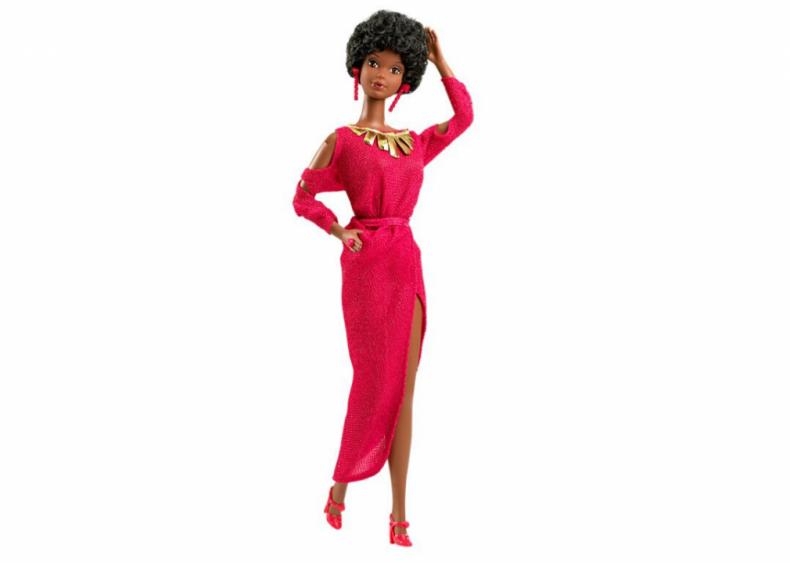 1980: First black and hispanic Barbie