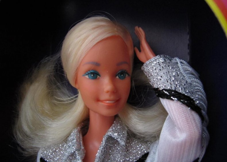 1981: Barbie goes Western