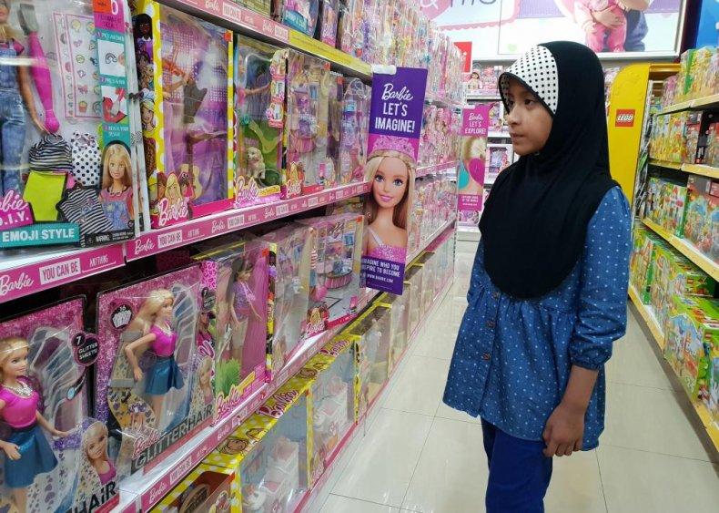 2003: Saudi Arabia declares Barbie a moral threat