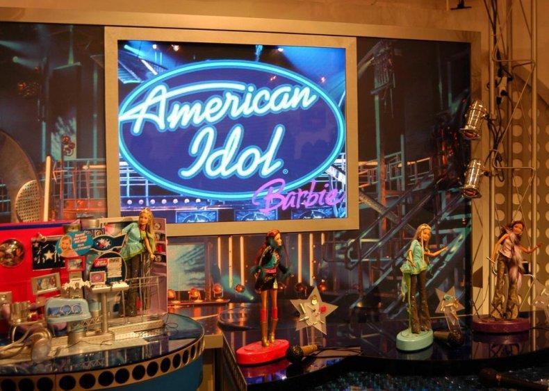 2005: Barbie wins 'American Idol'