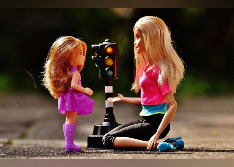 2006: Barbie may lower self esteem