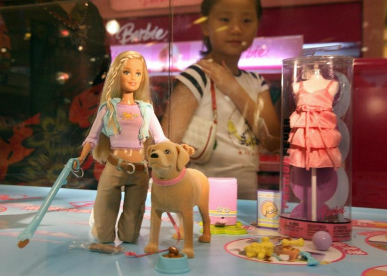 2007: Barbie and Tanner recalled