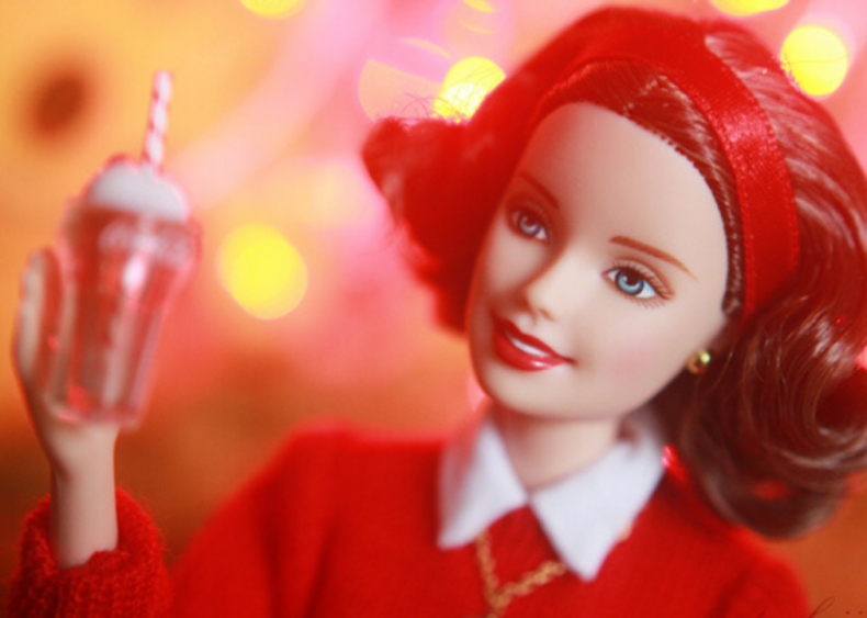 2013: Barbie-themed restaurant opens in Taiwan