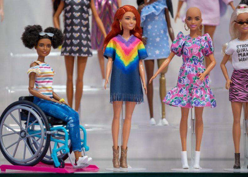 2014: Barbie's friend Ella goes through chemotherapy