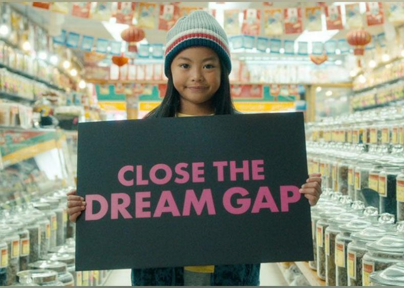 2019: Dream Gap Project Fund launched for 60th anniversary