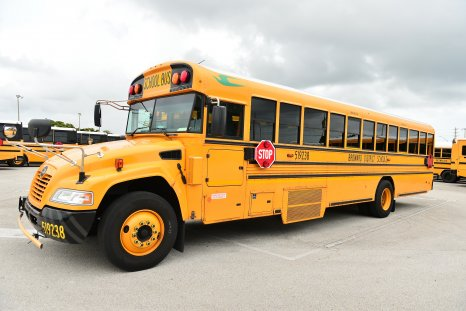 Florida school bus July 2020