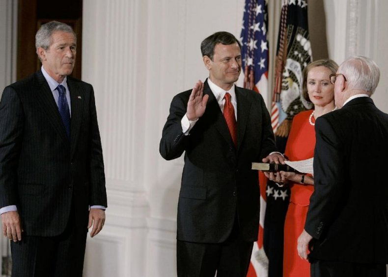 John Roberts: Before the Supreme Court