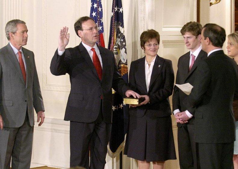 Samuel A. Alito Jr.: Before the Supreme Court