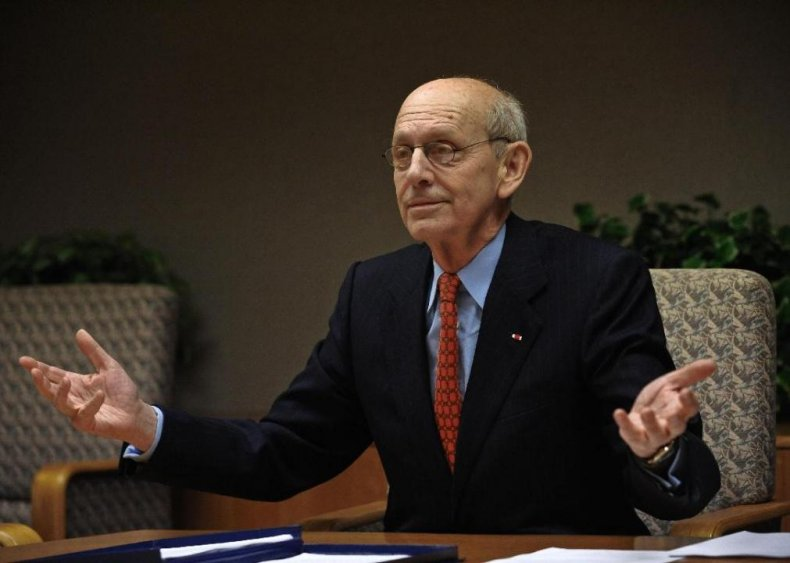 Stephen Breyer: Before the Supreme Court