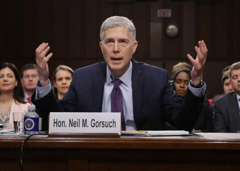 Neil Gorsuch: Before the Supreme Court