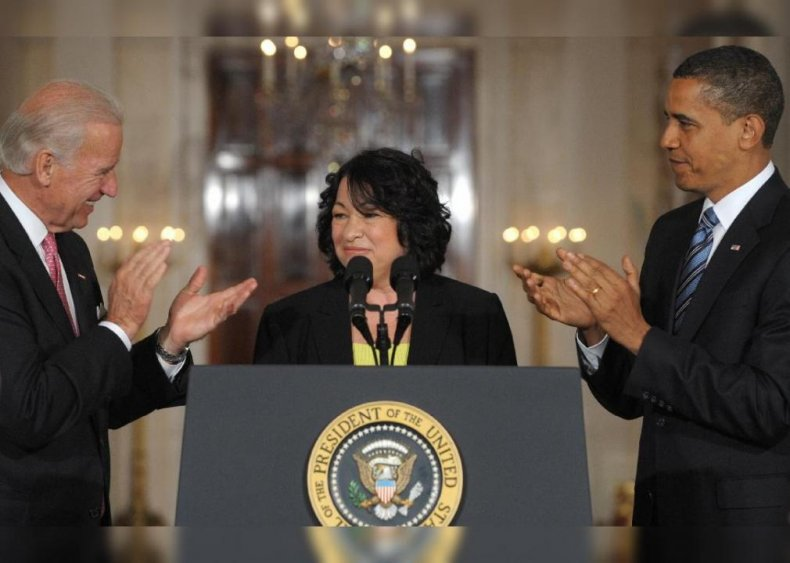 Sonia Sotomayor: Before the Supreme Court