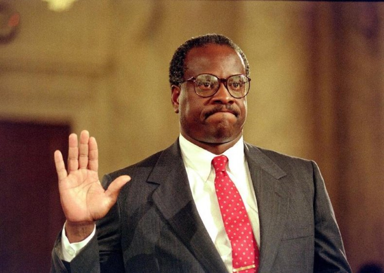 Clarence Thomas: Before the Supreme Court