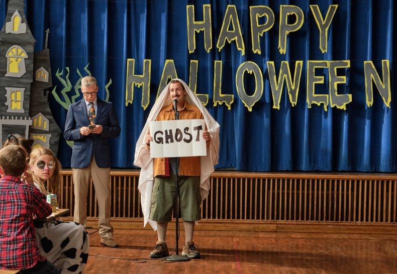 'Hubie Halloween' Cameo Gets News Anchor Fired