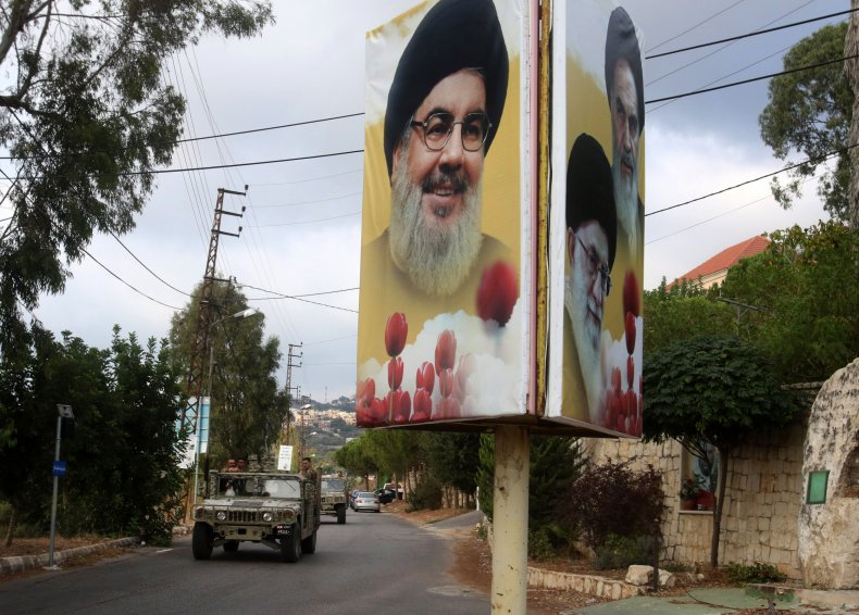 lebanon, iran, hezbollah, army