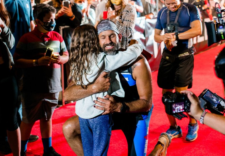 Brain cancer, ironman, cancer, athlete, father, daughter