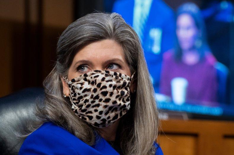 Joni Ernst, Senate, soybeans, debate, Theresa Greenfield