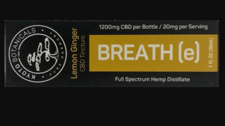 Newsweek Amplify - BREATH(e) Lemon Ginger