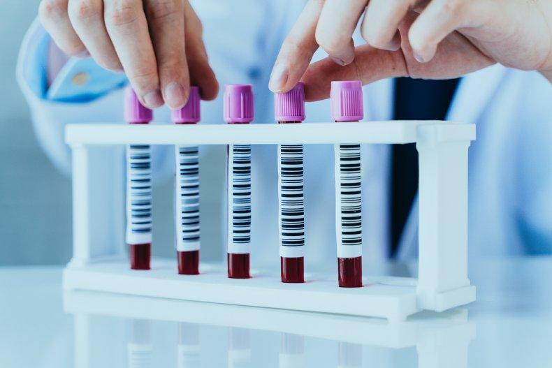 iStock Blood test