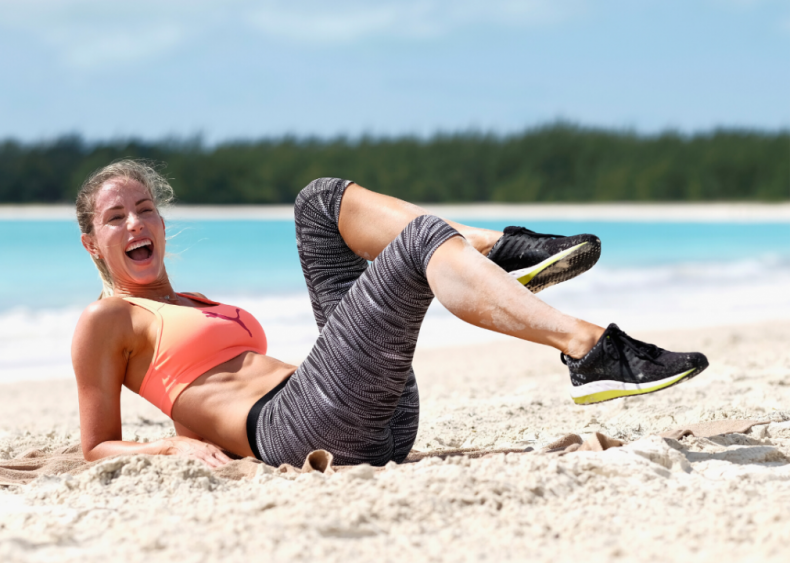 Fitness trainer celebrities