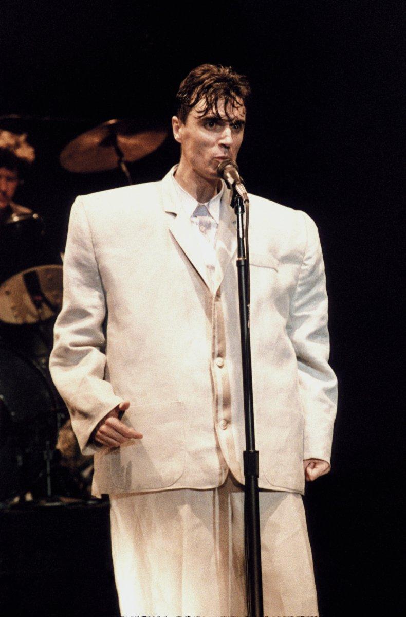 david byrne suit
