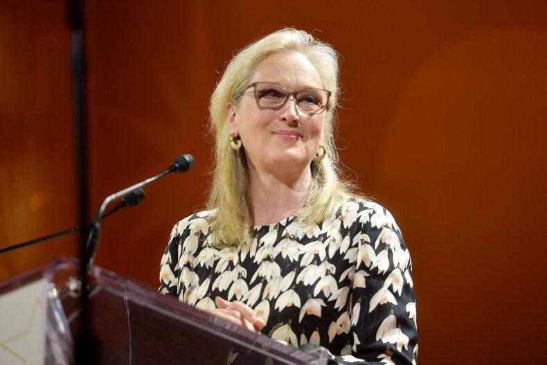 Meryl Streep Reads 'Trumpty Dumpty' Book