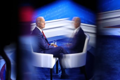 Joe Biden town hall