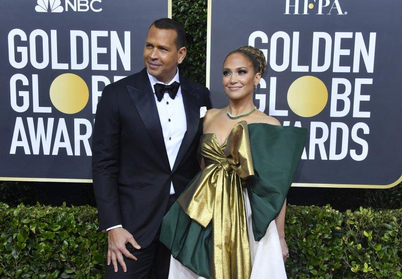J. Lo and A. Rod Endorse Biden