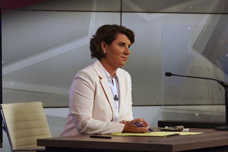 Amy McGrath Debate