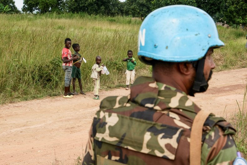 central, african, republic, united, nations, peacekeeping
