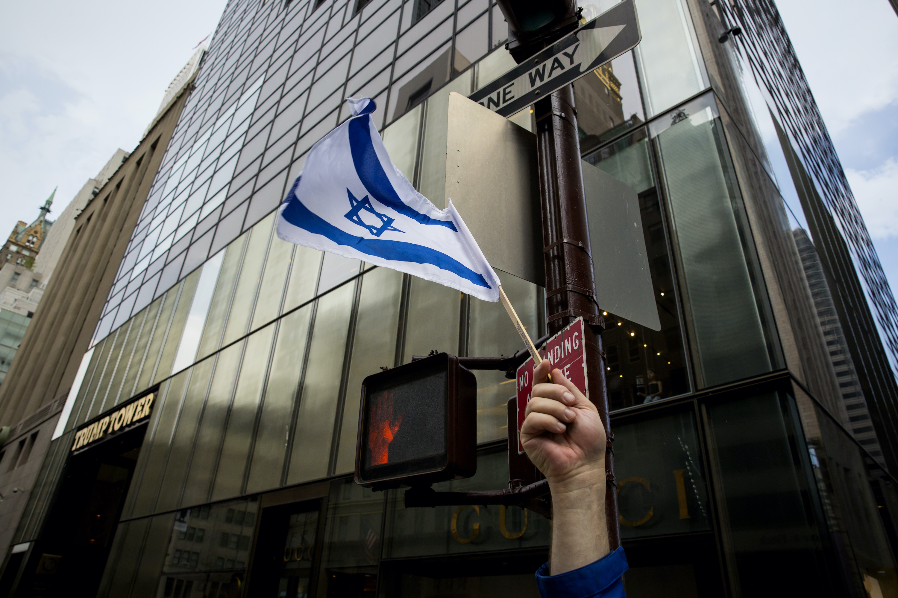 There is no Jewish vote—there are two, diametrically opposed | Opinion