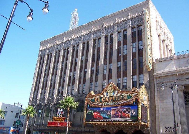 Buena Vista Theaters Inc.